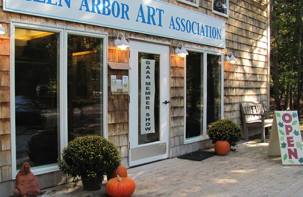 2014 Fall for Art Members Exhibit