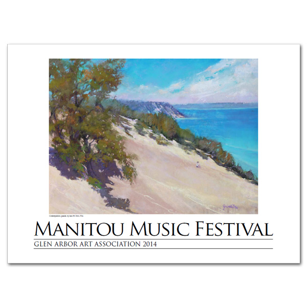 2014 MMF Poster for sale