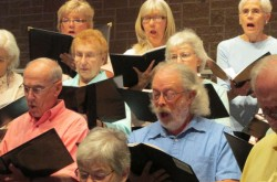 Manitou Music Festival Summer Singers