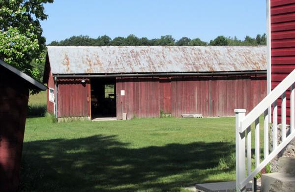 Buildings at Thoreson Farm