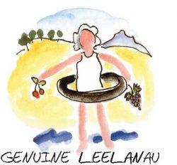 Genuine Leelanau Logo