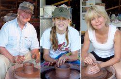 2018 Pottery Sampler
