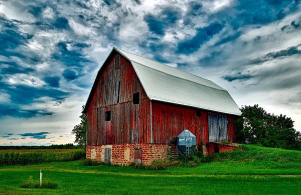 2018 agriCULTURE Barn Raisers
