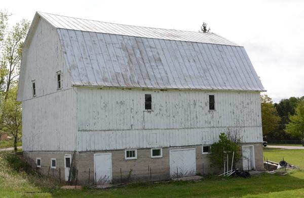 2018 agriCULTURE Poor Farm Barn