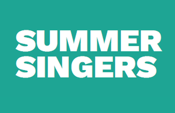 Join Summer Singers