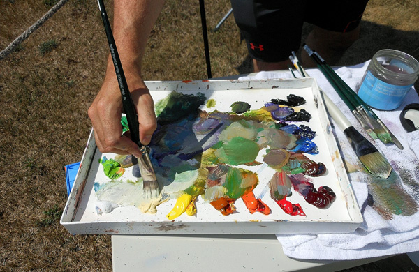 Plein Air Weekend Quick Draw
