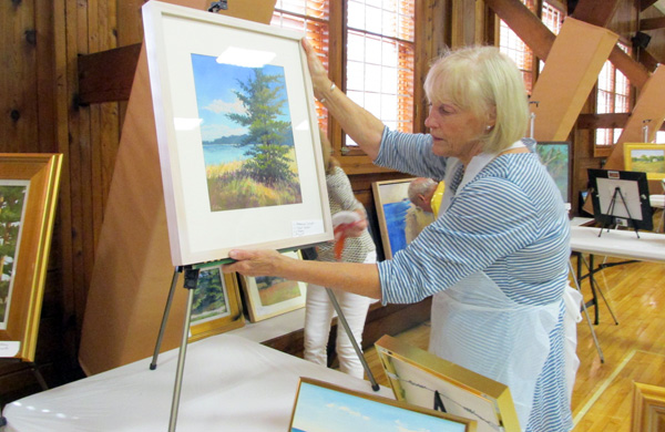 plein Air Weekend Paint out